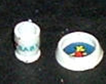 BABY CUP & BOWL