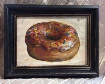 Donut study
