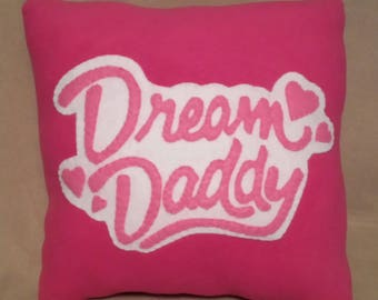 Dream Daddy Pillow