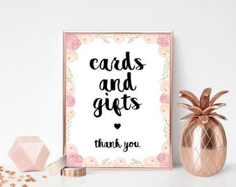 Cards & Gifts Wedding Print