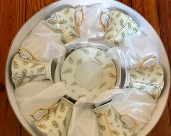 Porcelain Tea Party Set