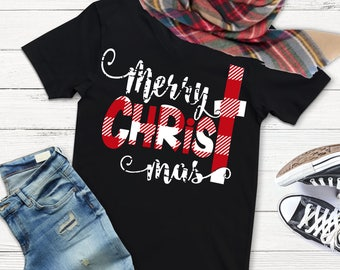 Merry ChrisTmas svg, grunge svg, Christmas svg, SVG, Plaid SVG, Merry, shortsandlemons, clip art, commercial use, distressed, dxf, eps