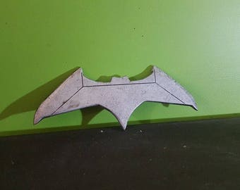 Batarang 1:1 scale Justice League Batman v Superman