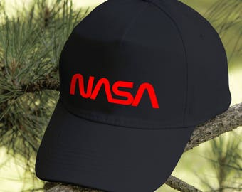 Nasa Cap Embroidered Nasa Hat Gift for Man Nasa Baseball Cap Space Cap Space Hat Space Baseball Cap with Cap Gift for Woman Cap PA2018