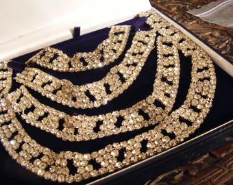 Vintage Diamante Stones