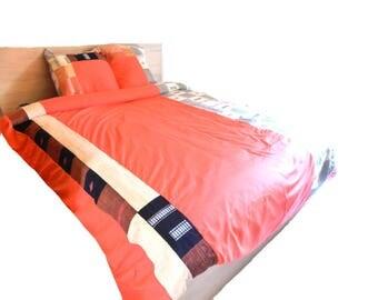 + 2 pillowcases ADDIS duvet cover set
