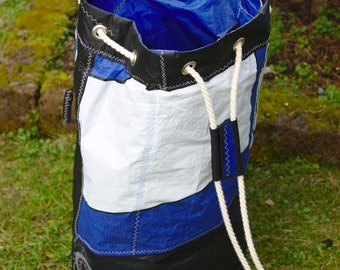 KNAPSACK CUSTOM - Made from recycled sails