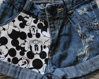 Mickey Mouse Shorts