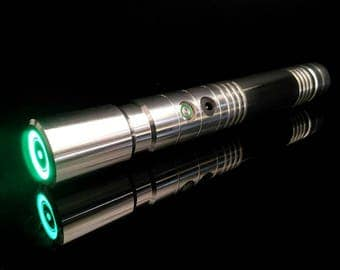 how to change the sound on a vaders vault saber