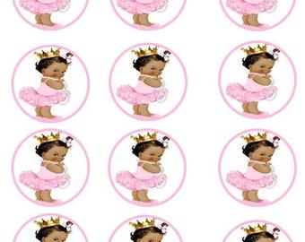 Baby Princess Edible Images