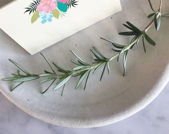PLACE CARDS (package of 10)