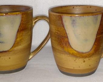 Sango Splash Four Mugs