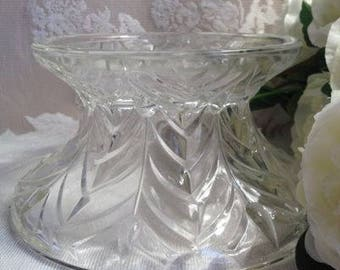 Vintage Punch  Bowl Stand