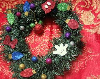 The Mouse - Christmas Wreath