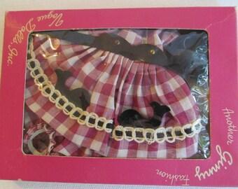 VOGUE GINNY DRESS 1950'S in original box
