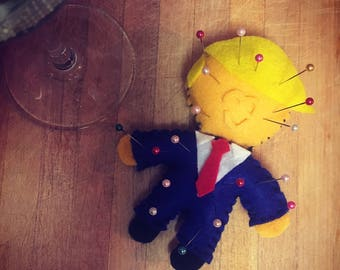 Mini Trump Voodoo Dolls