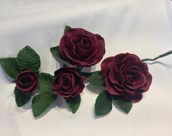 "Sugar Flowers ""Roses"""