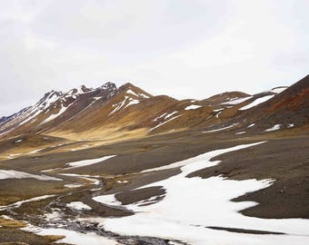 """Fine Art Iceland Landscape Photography Wall Decor 4""""x6"""" prints 