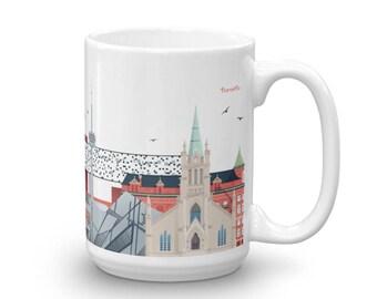 IconOTecture Toronto Mug | Celebrate Toronto