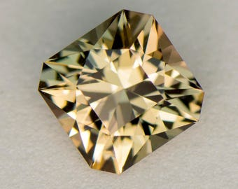 1.37ct Precision Custom Cut Oregon Sunstone