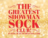 The Greatest Showman Inspired Sock Yarn of the Month Club for Knitting and Crochet June 2018