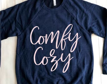 Cozy Sweatshirt, Comfy Cozy Pullover, Womens Sweatshirt, Comfy Mom Shirt, Comfy Sweatshirt, Women's Sweatshirt