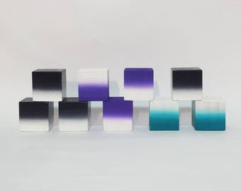Ombre Stacking Blocks