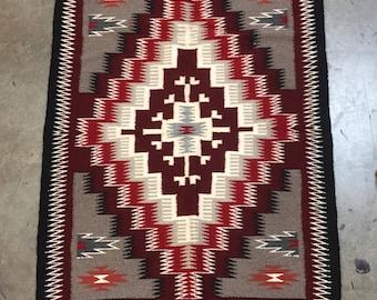 Navajo Rug - Pristine Condition