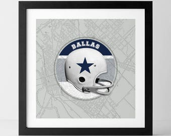 Vintage NFL: Dallas Cowboys-inspired