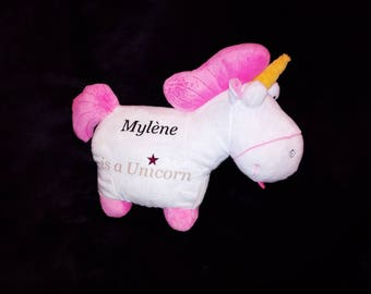 Personalized Unicorn
