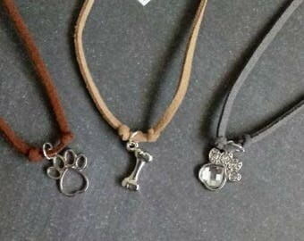 Animal lovers necklace