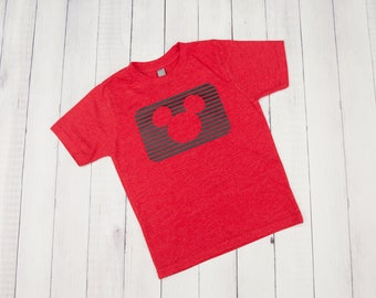 Mickey Mouse Disney Vacation Trip Shirt for Boys