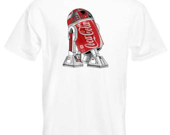 Child T-shirt R2D2 with Coke detail