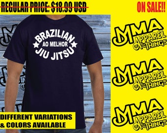 Brazilian Jiujitsu is the best tshirt Jiu-jitsu Ao Melhor shirt Martial Arts Gift t-shirt