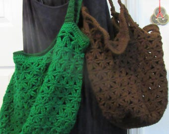 Market Bag  17 inches deep X 22 wide
