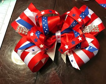 "AMERICA BOW 4"" 6"" or 8"""