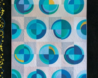Meridian Quilt Pattern