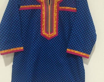Short Kurti Indian Bollywood Tunic Top