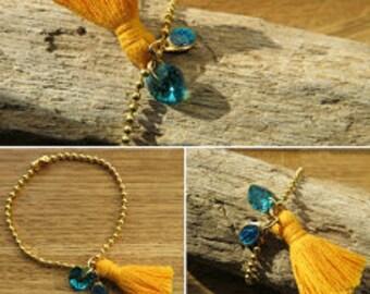 Bracelet ball chain ball chain 17461