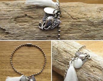 Bracelet ball chain ball chain 16423