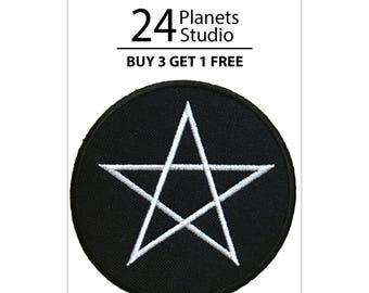 Star Iron on Patch by 24PlanetsStudio
