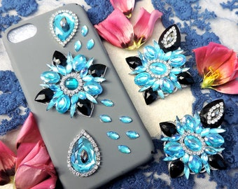 Earring fashion woman female jewelry jewelry earring mobile phone case cover