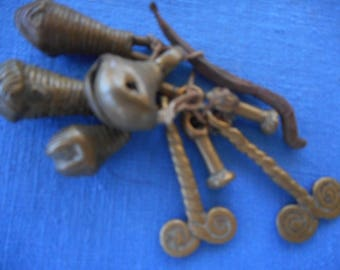 antique African pendent