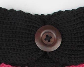 Black newborn turban