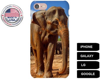 Elephant Phone Case, Phone Case Elephant, Elephant iPhone Case, Elephant Galaxy Case, Elephant Google Pixel, LG G5 Case, Galaxy A5 Case, LG