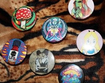 Batch sheets Rave Tekno mushrooms amanita muscaria LSD hallucinogenic Trance