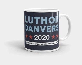 Luthor-Danvers 2020 Mug