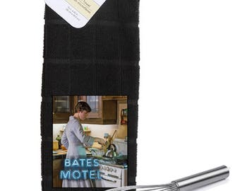 Bates Motel Norman Freddy Highmore  Kitchen Towel