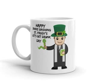 Saint Paddy's Day Mug
