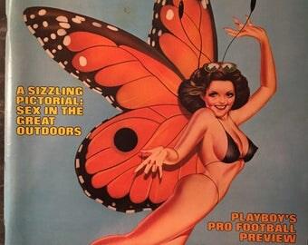 Playboy Magazine - August 1976
